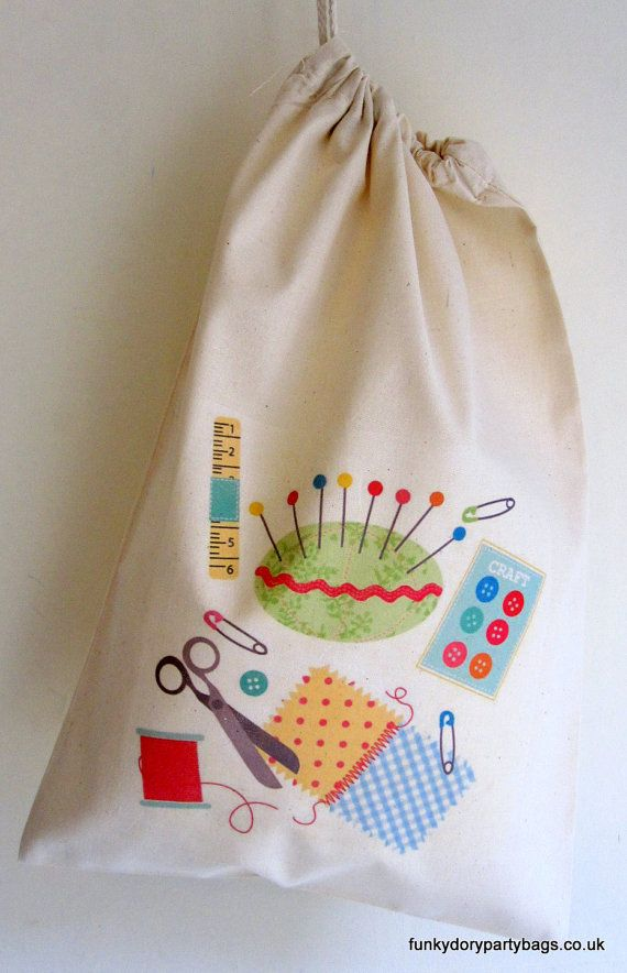 Sewing Project Bag