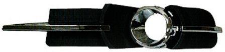 2008-2012 Chevrolet Malibu Lower Outer Grille LH W/ Fog Lamp Malibu LT/LTZ 08-12