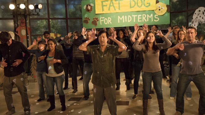 """Ken Jeong says he'll never leave """"Community,"""" no matter what"""