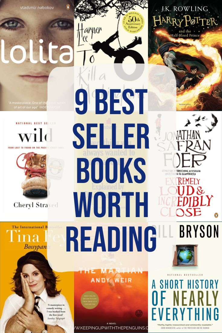 Libros Best Seller 9 Best Seller Books Worth Reading Books Pinterest Libros And