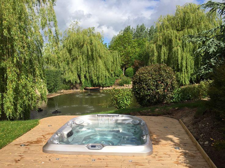 36 best My Jacuzzi Hot tub images on Pinterest | Whirlpool bathtub ...
