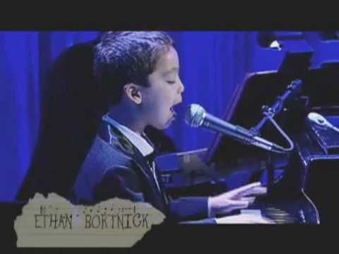 Ethan Bortnick - 8 Years old - Watch this Promo Reel! You wont believe your eyes or EARS