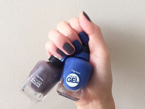Favourites from Sally Hansen Miracle Gel and Complete Salon Manicure Collections - Toronto Beauty Reviews