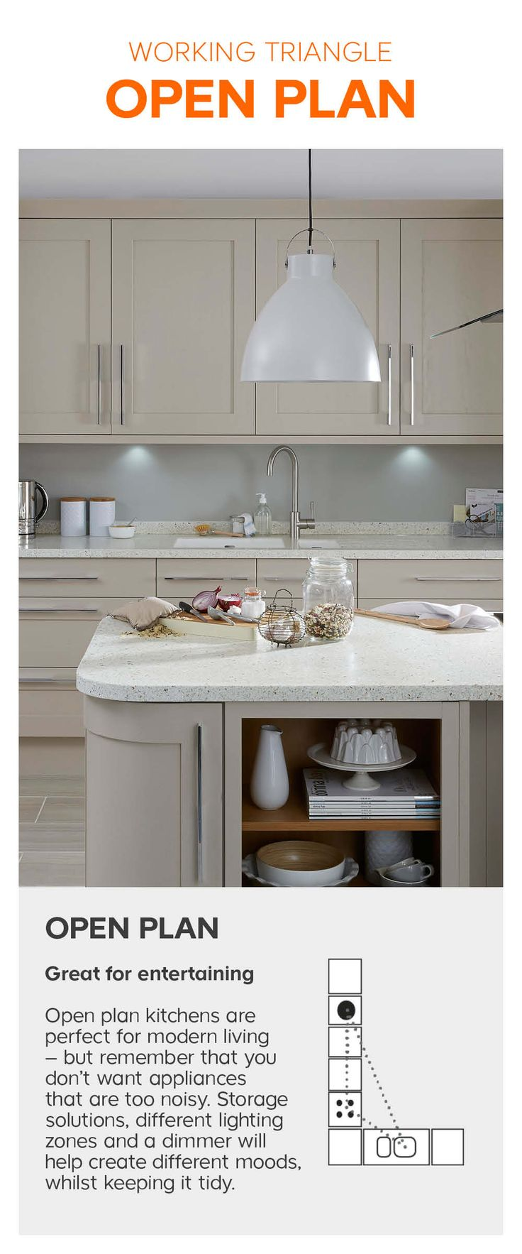 55 best neutral kitchens images on pinterest room kitchen rework the heart of your home with fitted kitchens from b q