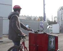 La livraison de repas sur les chantiers du Grand Paris Express
