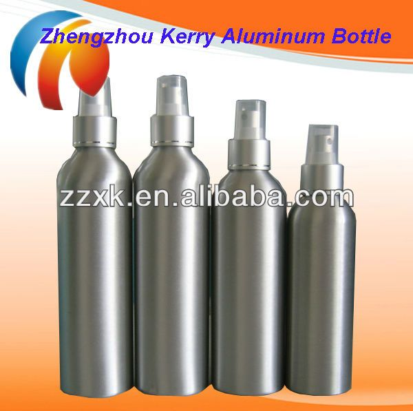 aluminium package