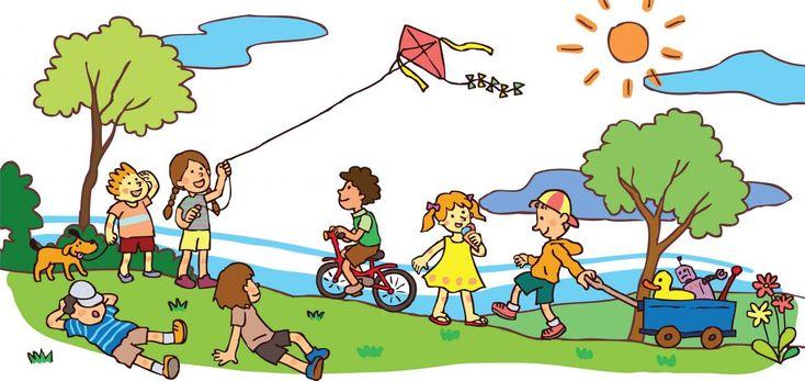 Uçurtma Uçuran Çocuklar