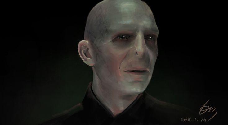 """내 @Behance 프로젝트 확인: """"Voldemort in Harry Potter"""" https://www.behance.net/gallery/61714223/Voldemort-in-Harry-Potter"""
