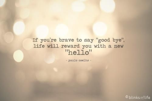 If you love him, let him go. If it's meant to be, he'll come back.