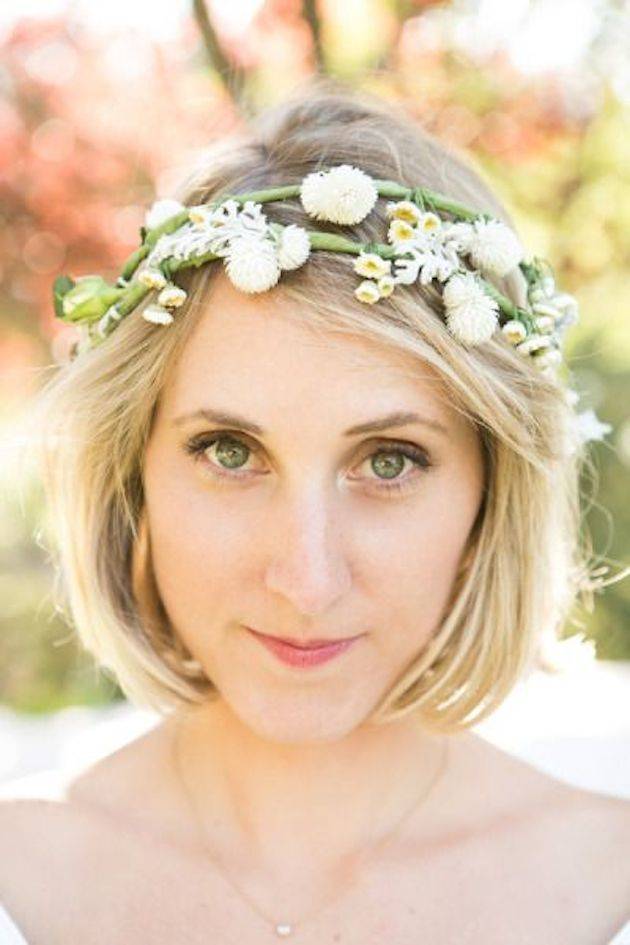 How to Wear a Bob for your Wedding | Bridal Bobs | Bridal Musings Wedding Blog 11