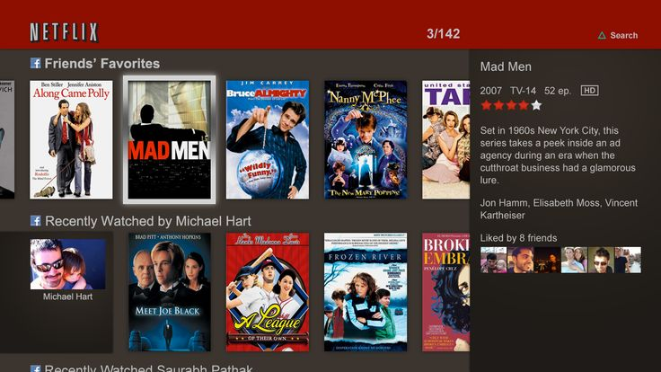Remember when we had to go to block buster to rent a movie? Netflix is where you can order a movie or a TV show right in your own living room anytime you want for a small price. I love netflix because I can get a movie anytime I want or if I miss my favorite tv show I can always watch it on netflix the next day! Netflix is the best thing ever!