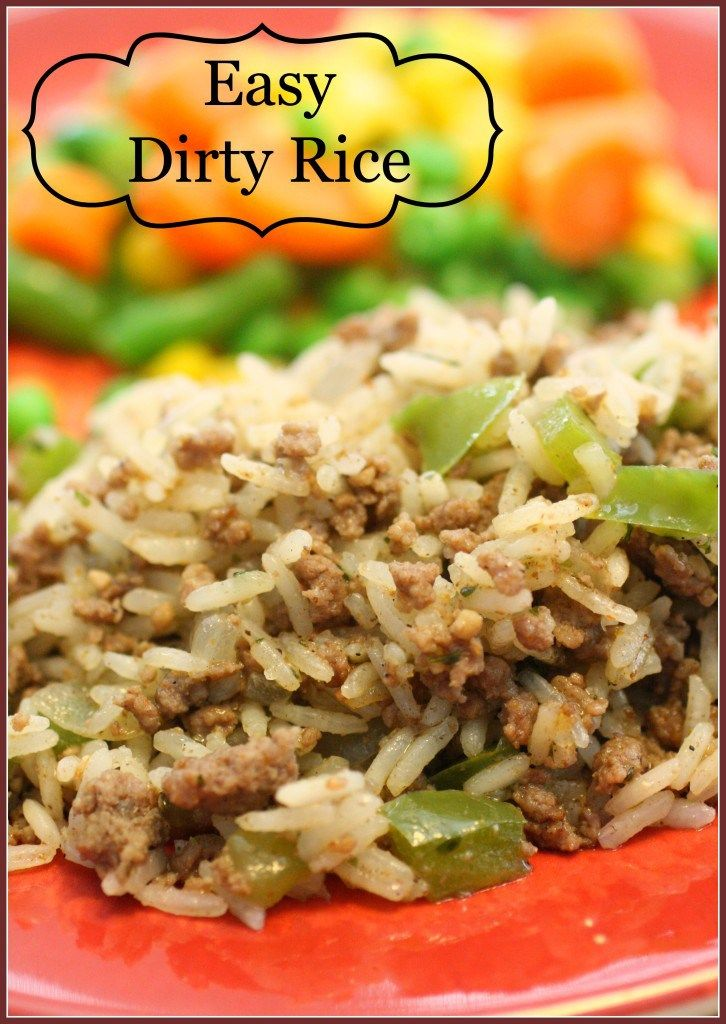Easy ground turkey and rice recipes
