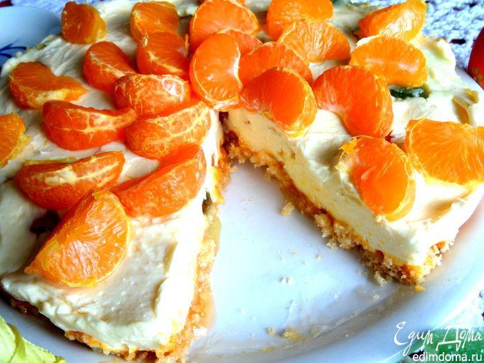 Торты чизкейк фото и рецепты без выпечки