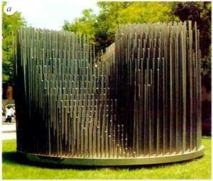 Une sculpture sonore dEusebio Sempere
