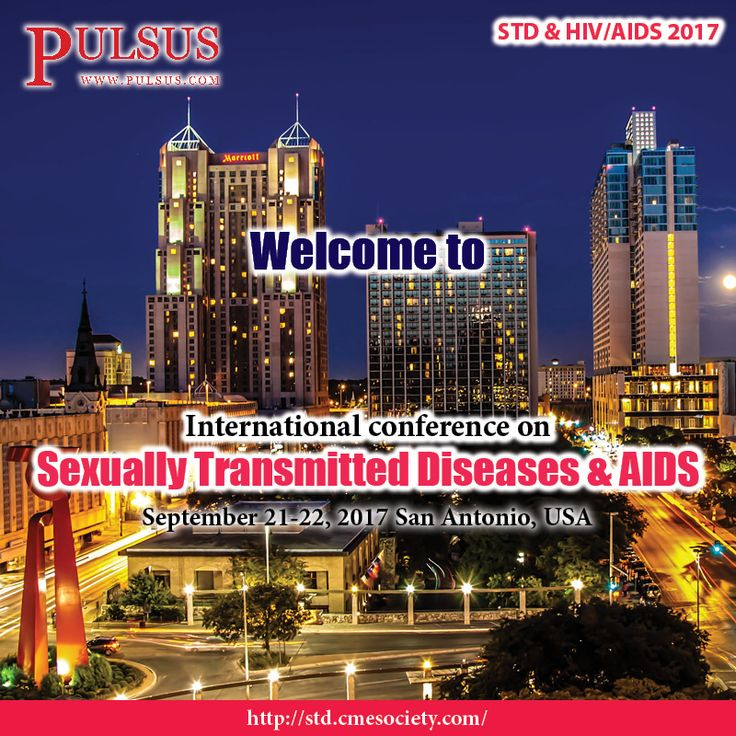 "International Conference on Sexually Transmitted Diseases & AIDS"" on September 21-22, 2017 San Antonio,USA"