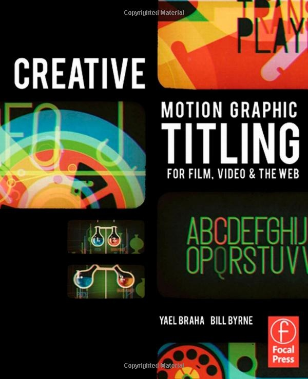 Creative Motion Graphic Titling.