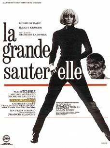 La Grande sauterelle - Mireille Darc