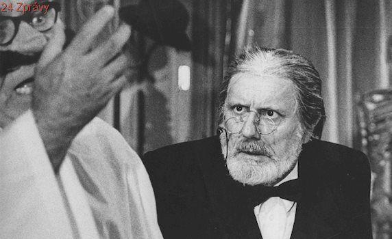 Zemřel herec Rudolf Máhrla, dlouholetý člen olomoucké činohry