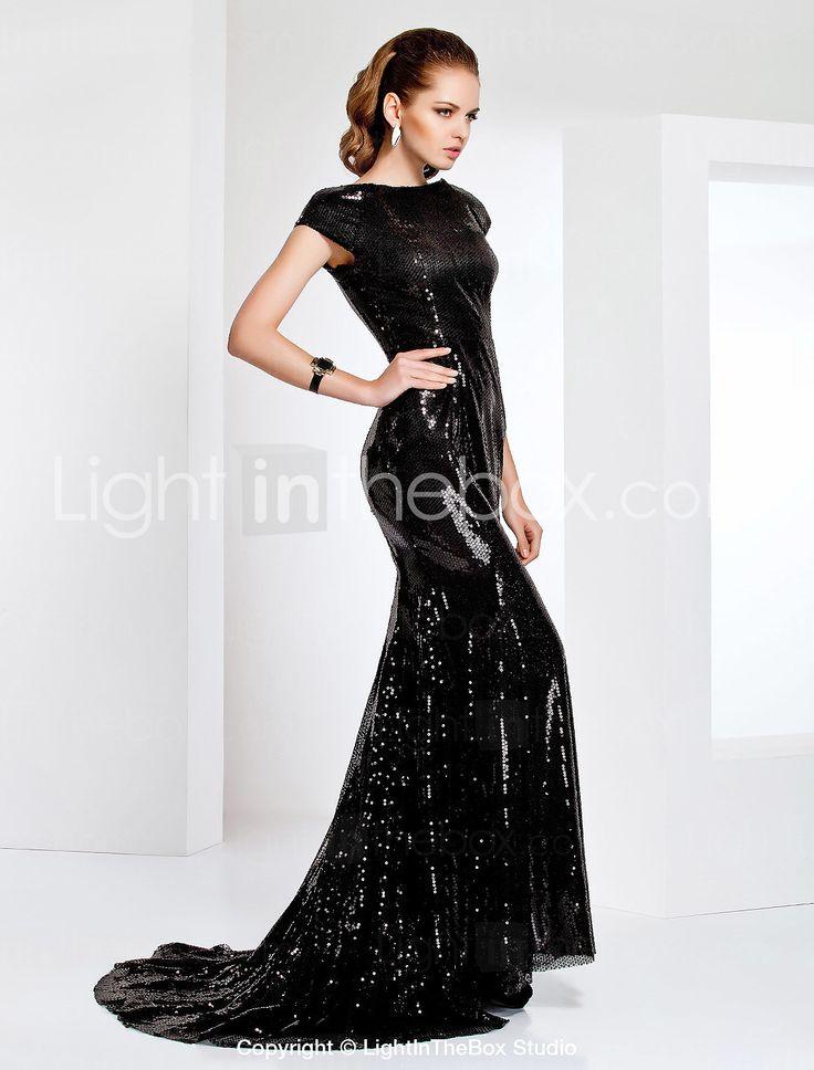 SENTA - Kleid für Abendveranstaltung aus Paillettenbesetzt 283066 2016 – €107.79 - mal was ganz anderes