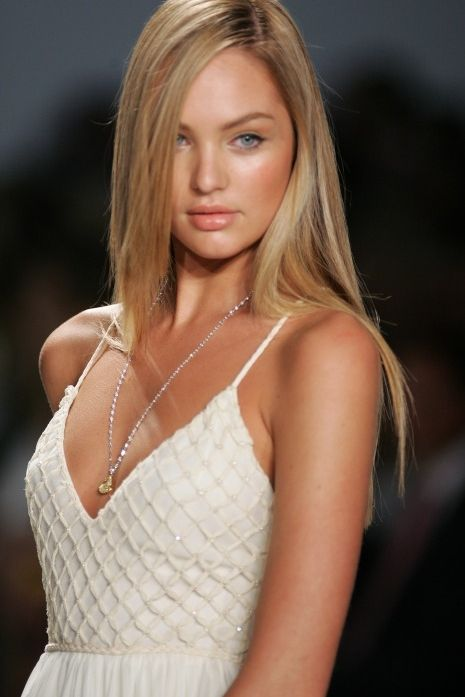 Candice Swanepoel - so pretty she looks like an angel