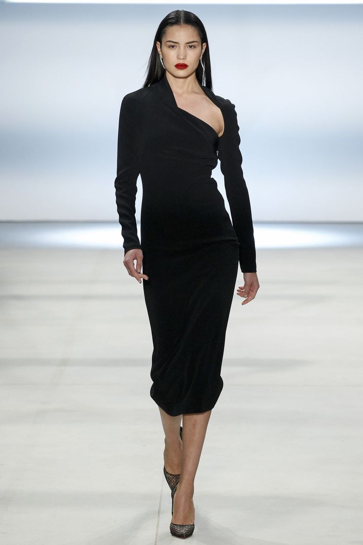Cushnie et Ochs Fall 2016 Ready-to-Wear Fashion Show
