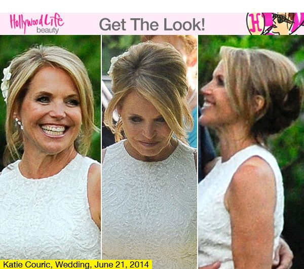 katie couric wedding - Google Search