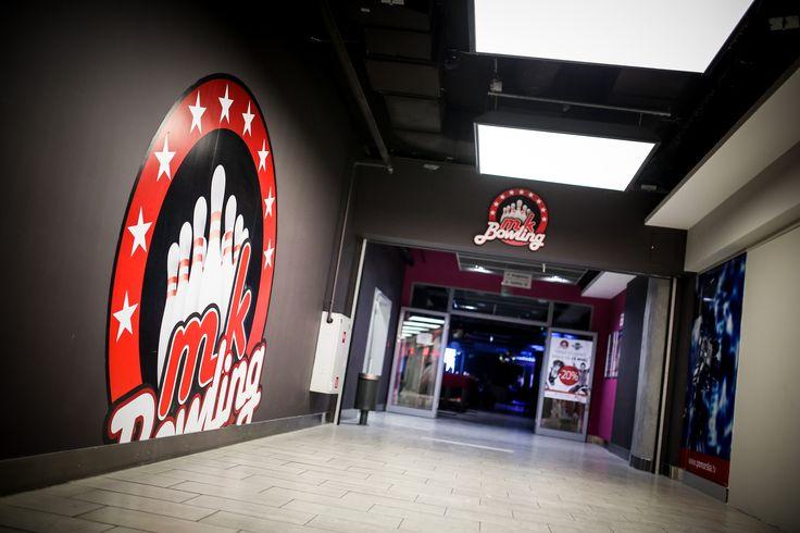 MK Bowling - kręgle, bilard, gastronomia