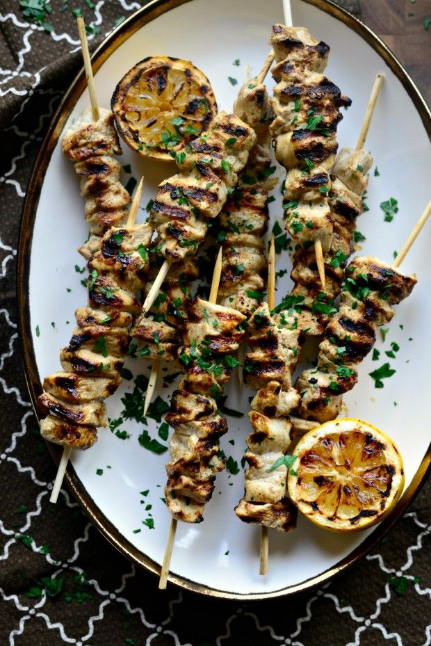 Grilled Chicken Shawarma Kebabs l SimplyScratch.com (25)