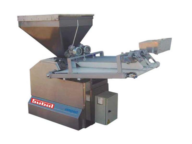 Conjunto Multipistón en maquinaria de panadería