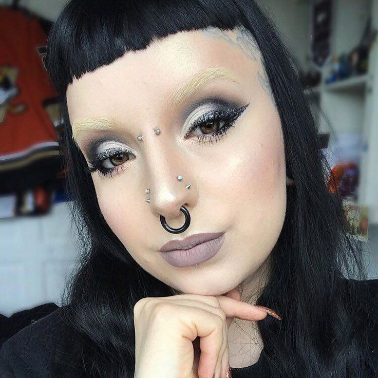 Katie Kelly (@kayteeellen) creates a glowy makeup look perfect for Instagram by …
