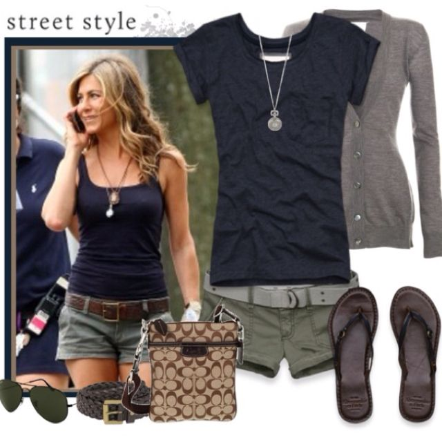 Love the whole outfit for summertime!