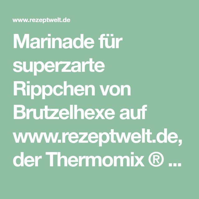 Marinade für superzarte Rippchen von Brutzelhexe auf www.rezeptwelt.de, der Thermomix ® Community