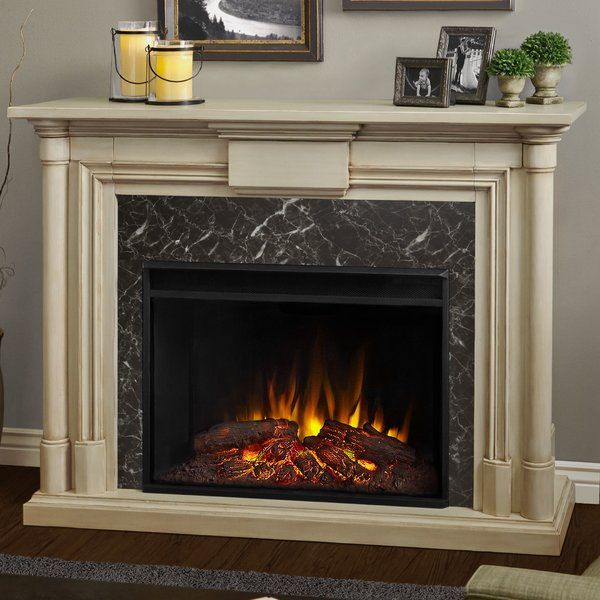 Maxwell Grand Electric Fireplace | Electric fireplace ...