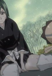 Bleach (episode 16 vf) rencontre abarai renji