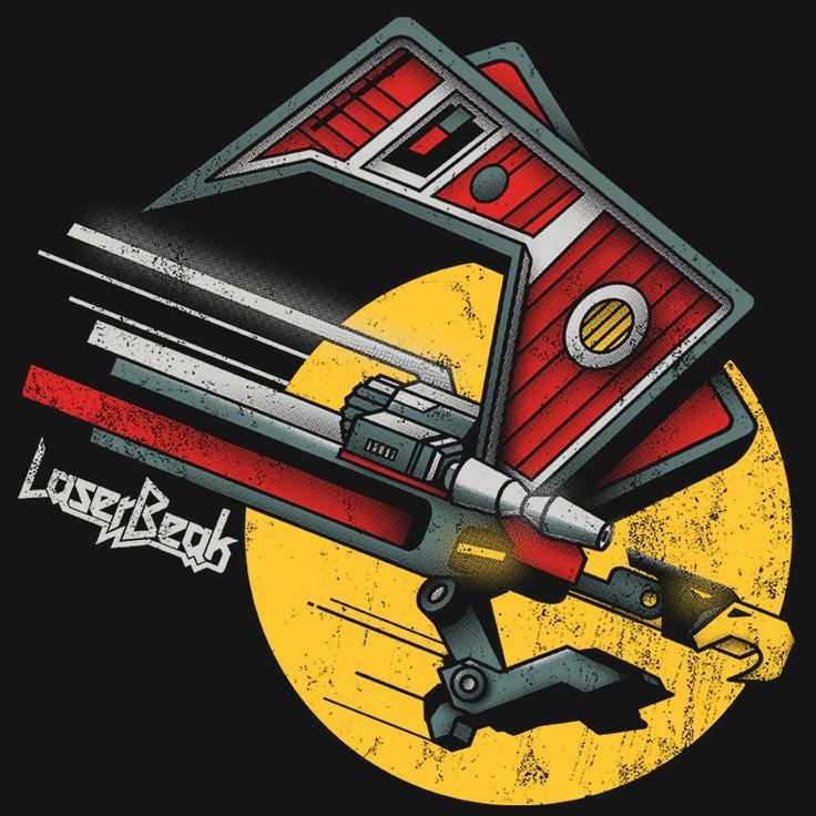Laser Beak - Starscreaming Justice T-Shirt $11 Transformers tee at RIPT today only!