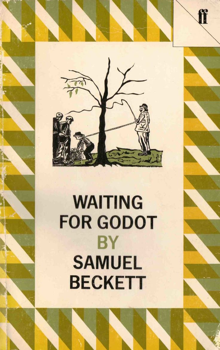 Samuel Beckett   Waiting for Godot: A tragicomedy in two acts [En attendant Godot]  (1953)