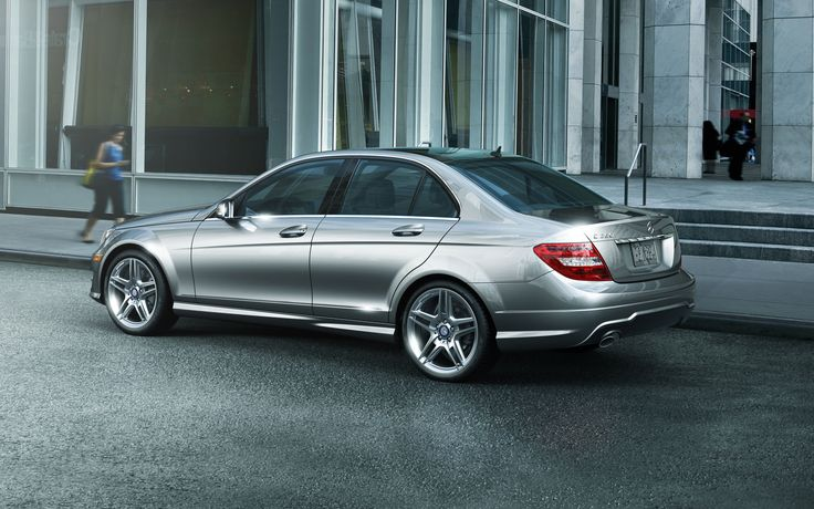My next Car: Mercedes Benz C 250 Luxury Sedan!