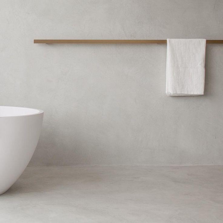 Flotte vegger, enkelt og nydelig badekar