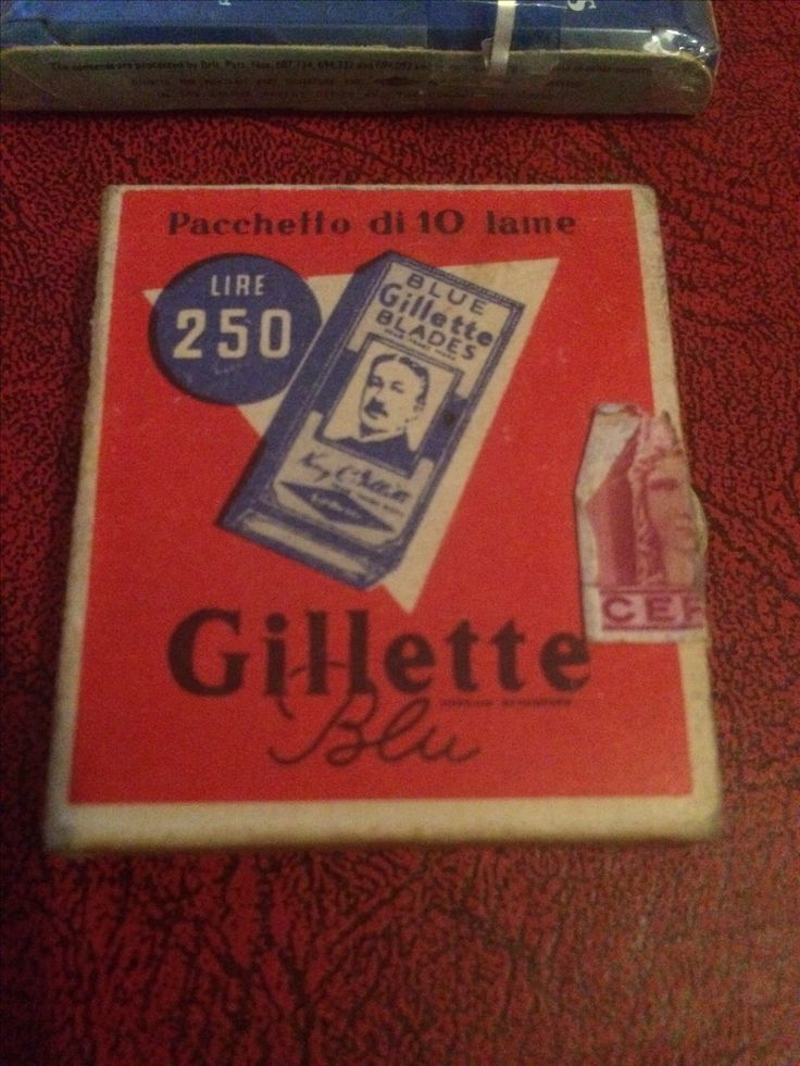 Gillette matches