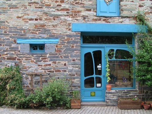 *la Gacilly, Brittany, France
