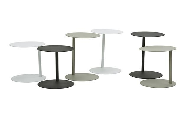Aperto Ali Round Side Tables