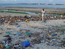 Marine debris - Wikipedia, the free encyclopedia