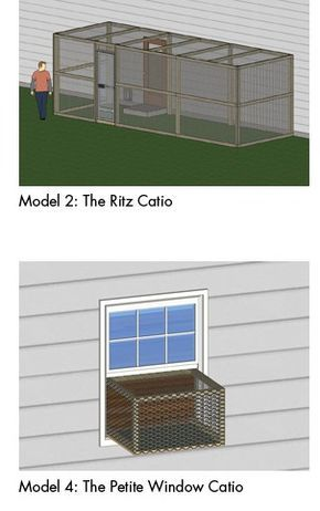 17 best ideas about outdoor cat enclosure on pinterest for Help build your own home