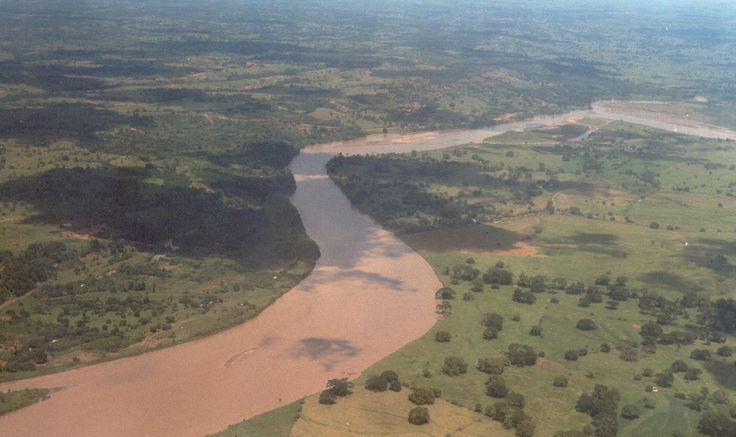 El Río Cauca