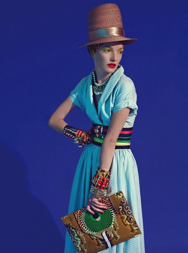 Stella Jean Spring 2013 Lookbook