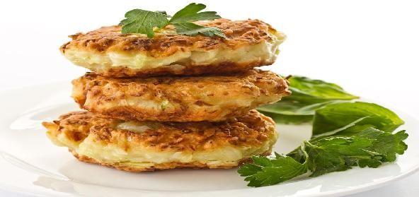 Vegetable Tofu Pancakes