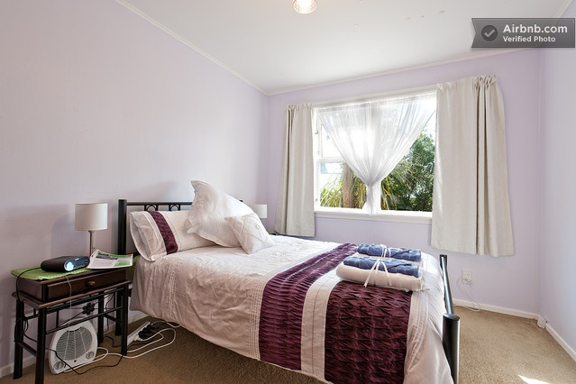 Homestay Huntingdon - salle mauve in Northland