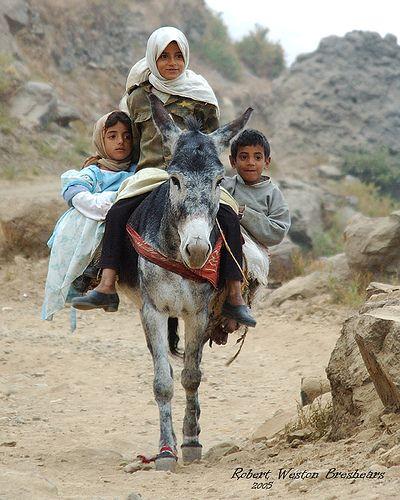 Children of Yemen