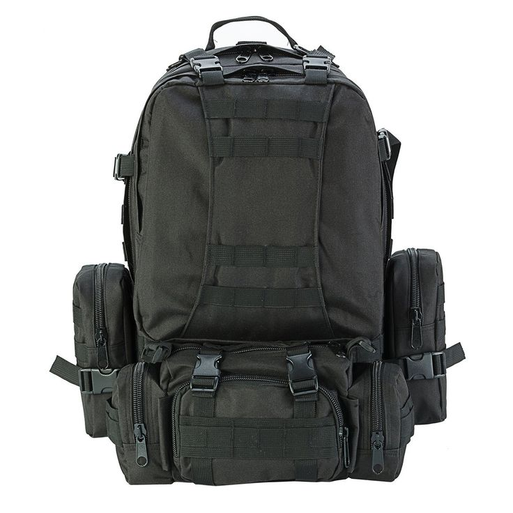 Outdoor 50L Military Rucksacks Tactical Backpack