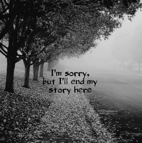 With you ..i story has already finished..